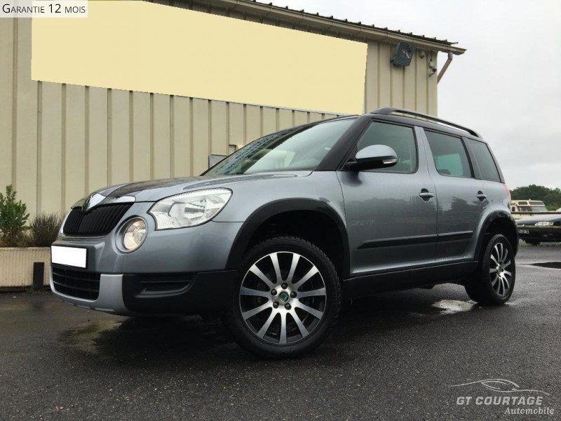 Skoda Yeti 2.0 TDI110 CR TOUR DE FRANCE 4X2