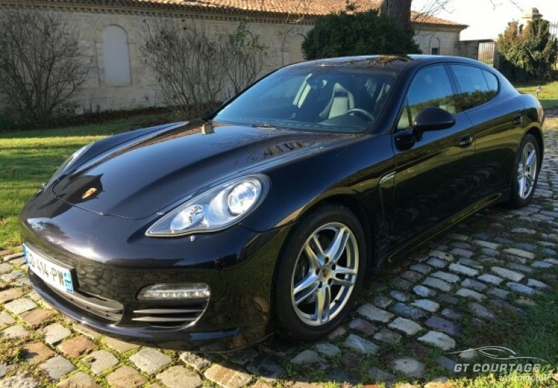 porsche panamera v6 3 0 tdi 250ch tip gt courtage automobile. Black Bedroom Furniture Sets. Home Design Ideas