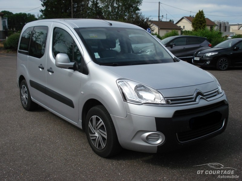 Citroën BERLINGO 1.6 HDi FAP Confort