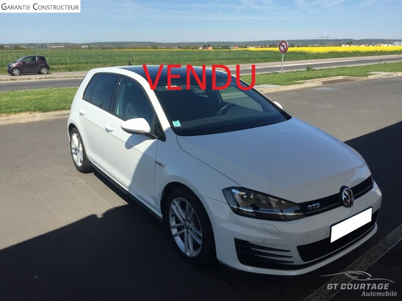Volkswagen Golf 7 2.0 TDI 184ch BlueMotion Technology FAP