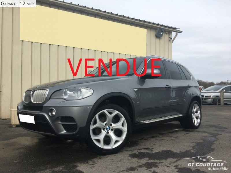 BMW X5 (e70) Xdrive40da 306ch Exclusive