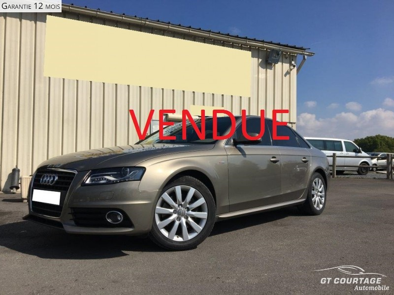 Audi A4 2.7 V6 TDI 190CH DPF AMBITION LUXE
