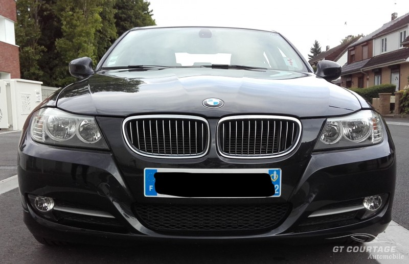BMW Série 3 E90 318d Pack Luxe