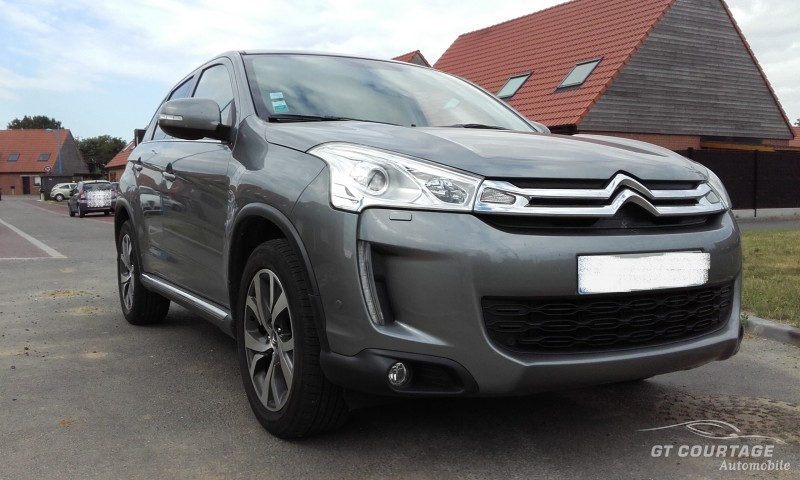 Citroën C4 Aircross Exclusive 1,6 L HDI Exclusive 4x2