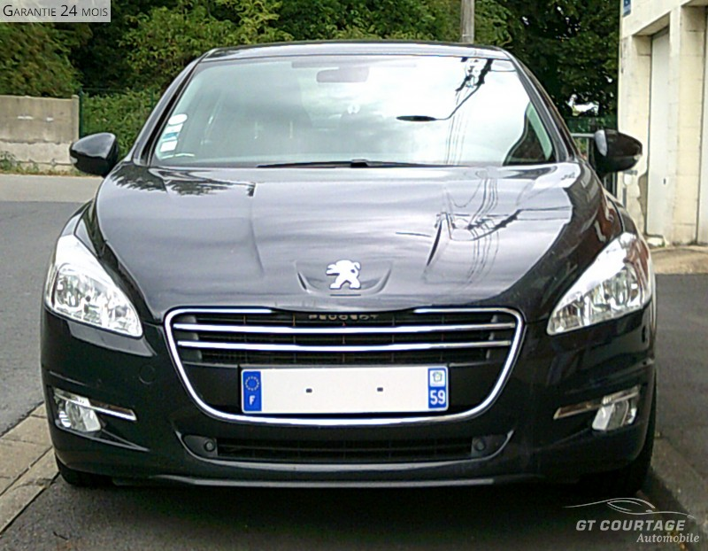 Peugeot 508 1.6l HDi 115 Business Pack