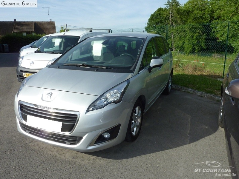 Peugeot 5008 HDI 115 FAP BUSINESS PACK