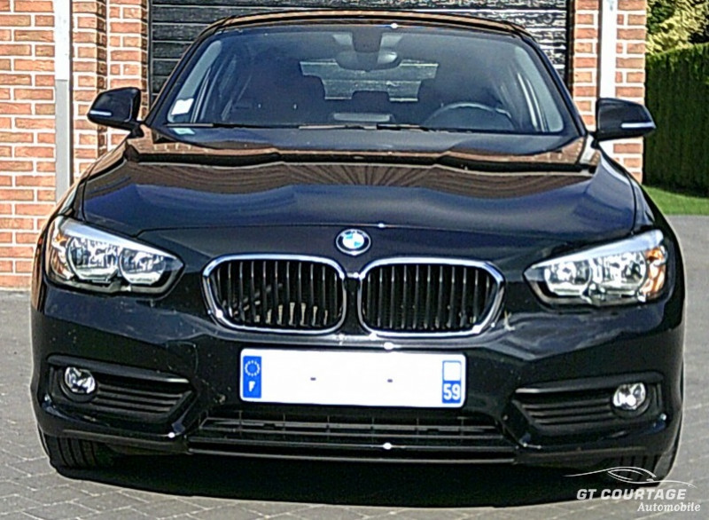 BMW 116D Efficient Dynamics Business
