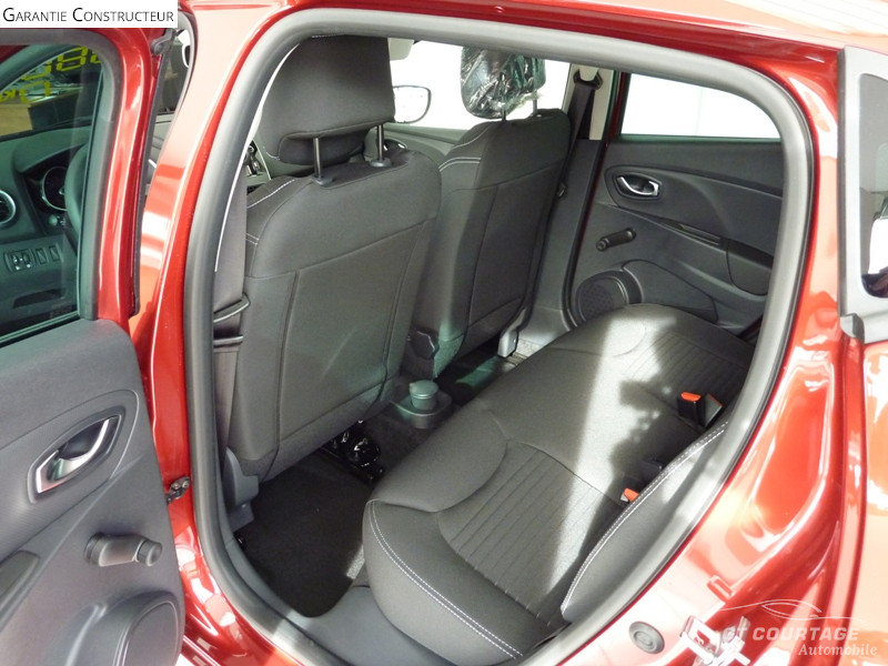 renault clio iv tce 120 limited gt courtage automobile. Black Bedroom Furniture Sets. Home Design Ideas
