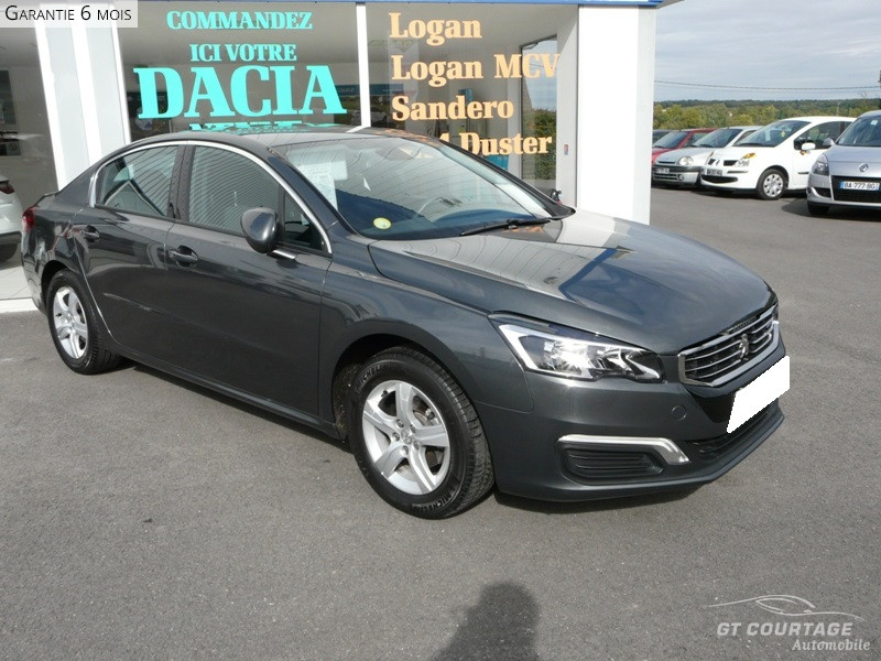 Peugeot 508 1.6 Blue HDI 120 Cv Business Pack