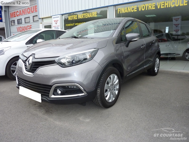 renault captur 1 5 dci 90 energy business eco2 gt courtage automobile. Black Bedroom Furniture Sets. Home Design Ideas