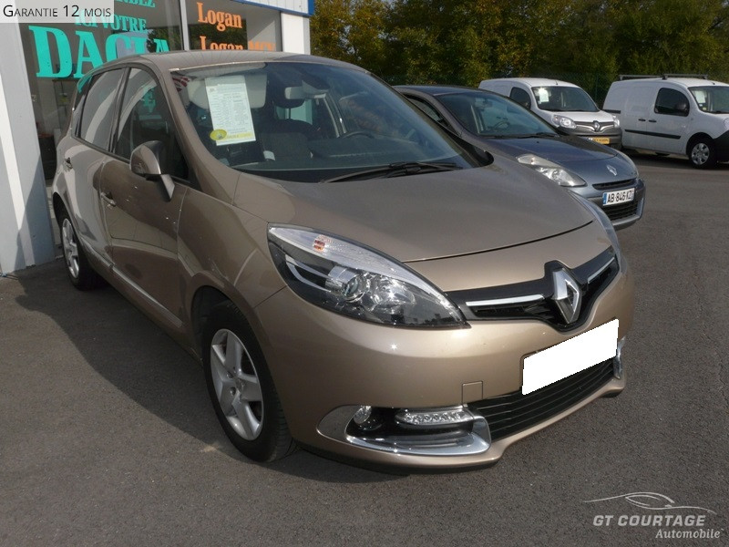 Renault SCENIC 3 1.5 DCI 110 ENERGY BUSINESS ECO2