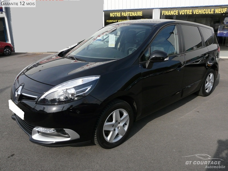 Renault GRAND SCENIC 3 1.6 DCI 130 ENERGY BUSINESS 7PL ECO2
