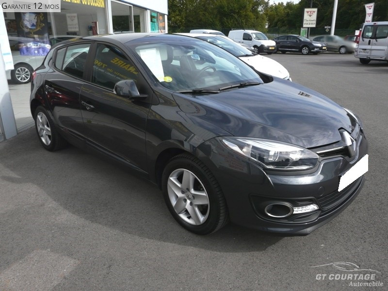 Renault MEGANE 3 1.5 DCI 110 ENERGY FAP BOSE EDITION ECO2