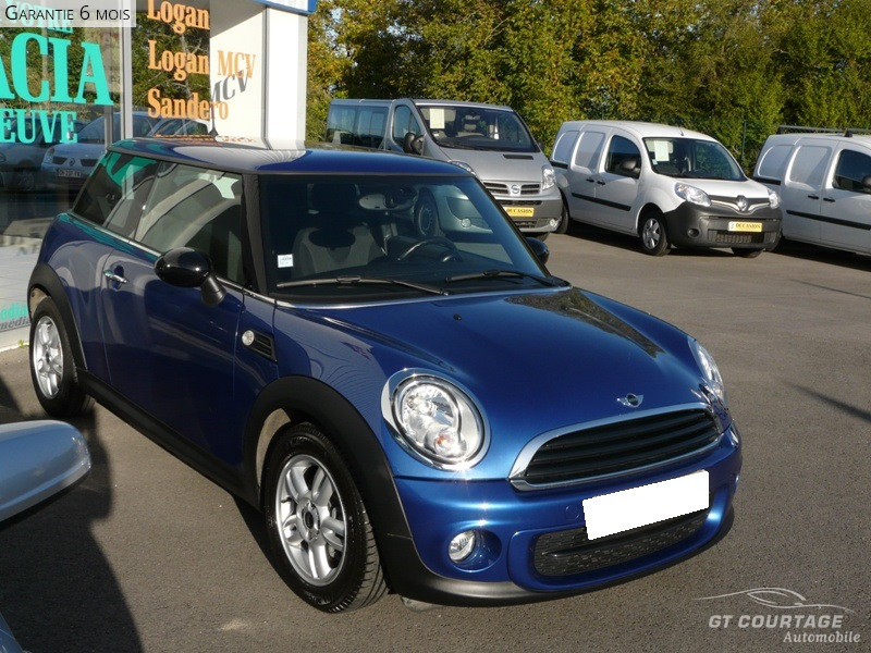Mini ONE II 1.6 D 90 CV