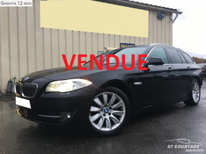 BMW Série 5 Touring (F11) 530DA 245CH EXCLUSIVE