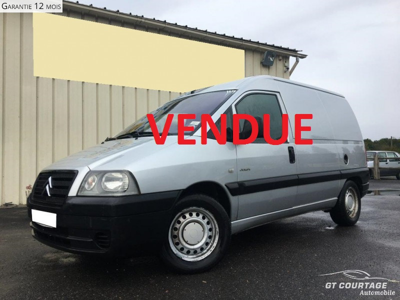 Citroën Jumpy FG 230C HDI110 CLUB ENTR PACK