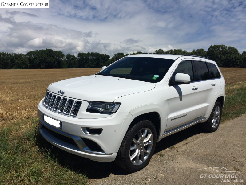 Jeep Grand Cherokee 3.0 V6 CRD 250 Summit