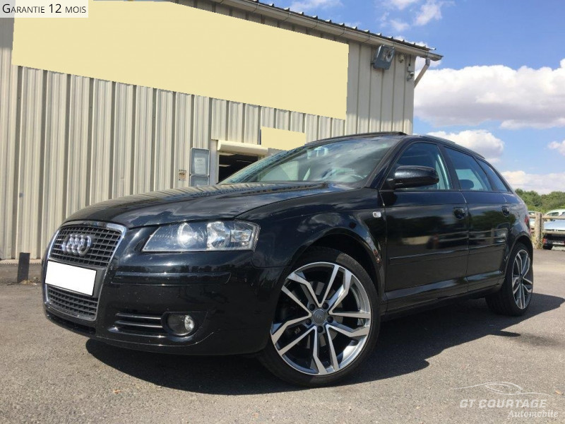 Audi A3 Sportback 2.0 TDI 170CH DPF AMBITION LUXE S Tronic 6