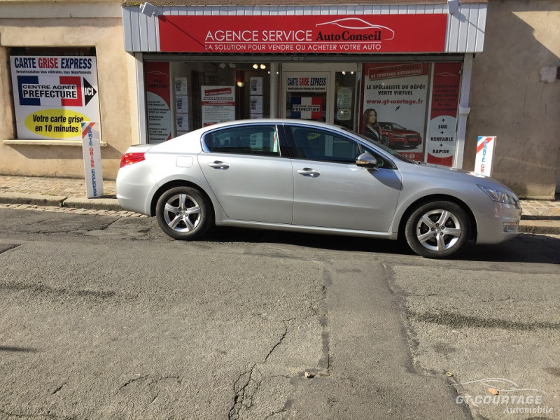 Peugeot 508 2.0 HDi 140ch FAP  Active