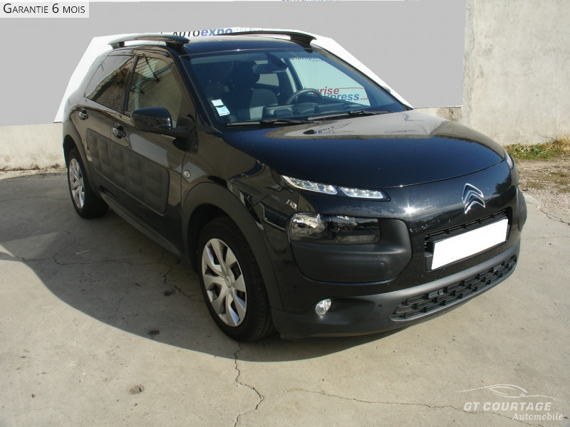 Citroën C4 CACTUS 1.6 E-HDI 92 BUSINESS ETG6