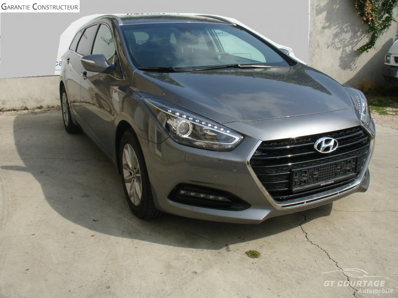 Hyundai I40 SW (2) SW 1.7 CRDI 115 BLUE DRIVE BUSINESS