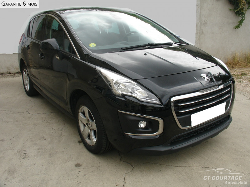 Peugeot 3008 (2) 2.0 BLUEHDI 150 S&S BUSINESS PACK