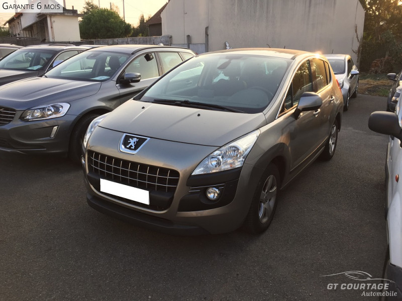 Peugeot 3008 1.6 HDI 110 FAP BUSINESS PACK BMP6