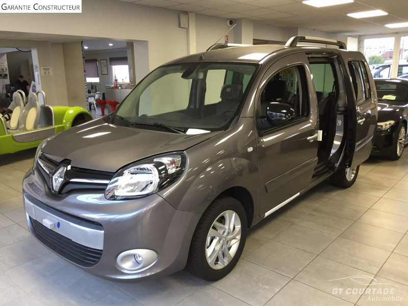 Renault KANGOO 2 II (2) 1.5 DCI 90 ENERGY FT INTENS EURO6