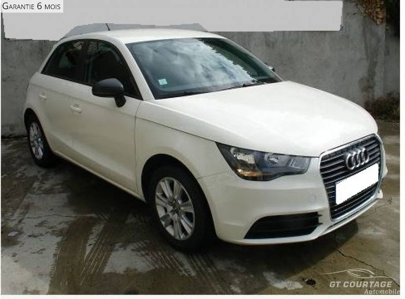 Audi A1 1.6 TDI 90 ATTRACTION