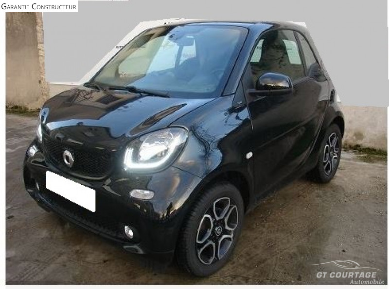 Smart FORTWO 3 1.0 71 PRIME TWINAMIC