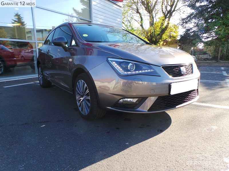 Seat IBIZA 4 1.4 TDI 90 CONNECT
