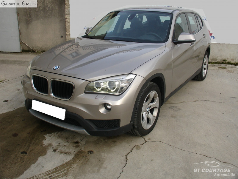 BMW X1 E84 (E84) (2) SDRIVE20D 184 LOUNGE PLUS