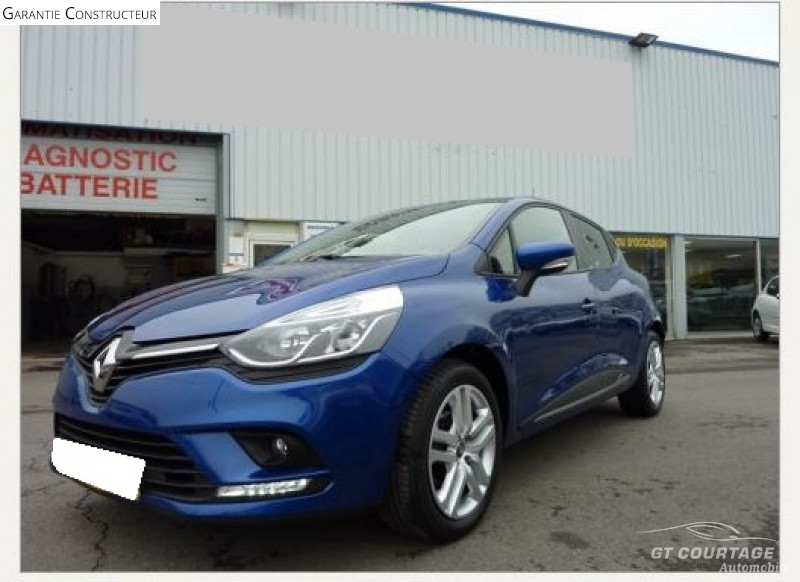 Renault CLIO IV TCE 090 BUSINESS
