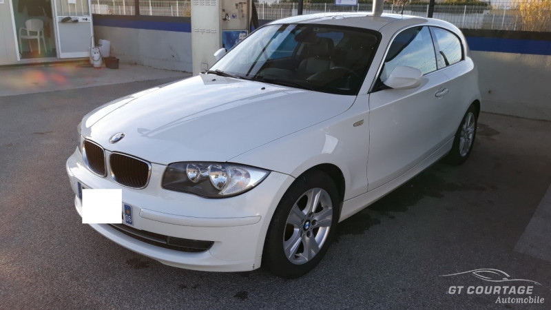 BMW SERIE 1 118D LUXE