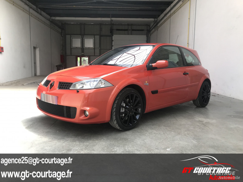 Renault Megane RS 2.0 Turbo 225CV Luxe