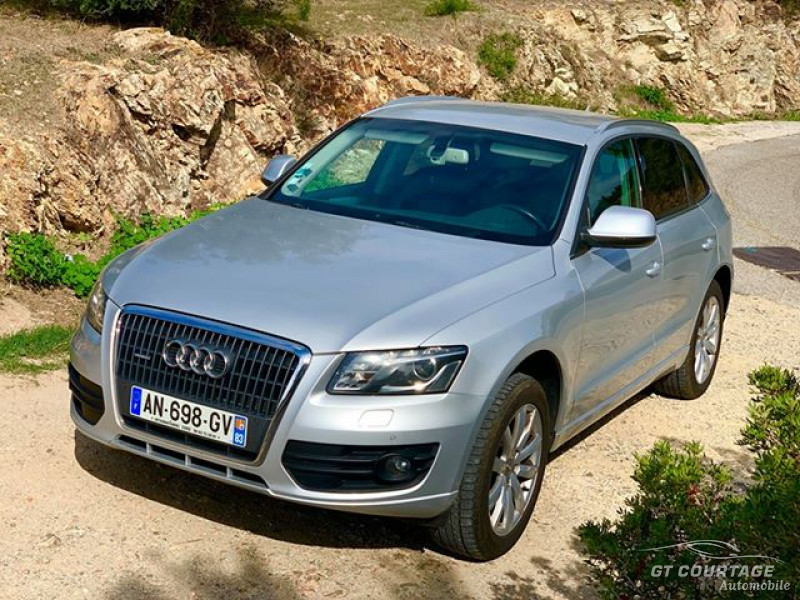 Audi Q5 2.0 AMBITION LUXE
