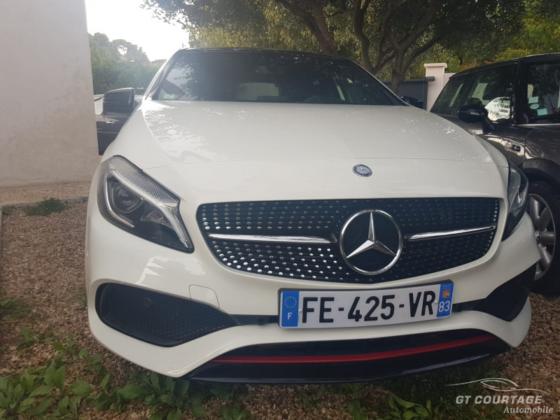 Mercedes CLASS A 250 FASCINATION AMG