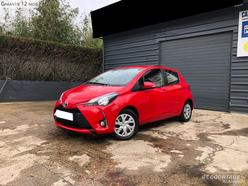 Toyota YARIS 3 110 VVT-I FRANCE 5P