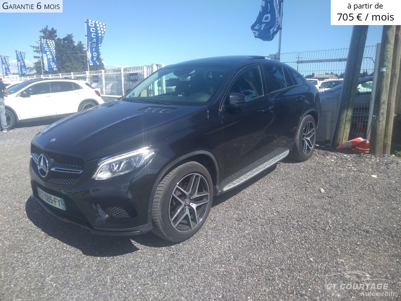 Mercedes GLE Coupé 350d 258 Fascination 4M Pack AMG