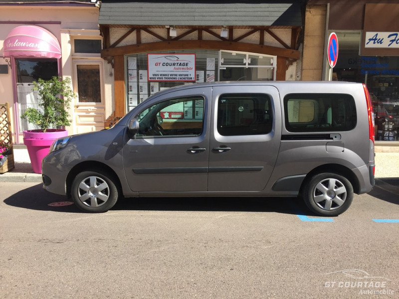 Renault GRAND KANGOO 2 II 1.5 DCI 110 ENERGY LIMITED 7 Places