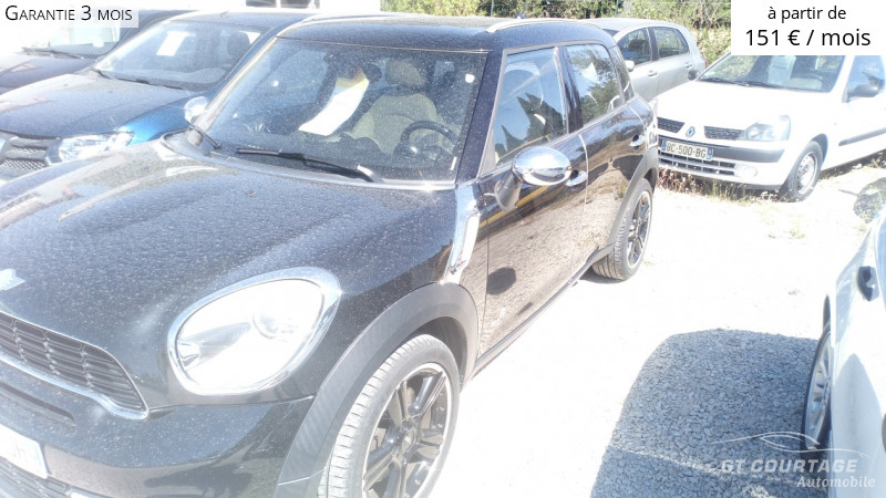 Mini Cooper S Countryman 1.6 ALL4 184