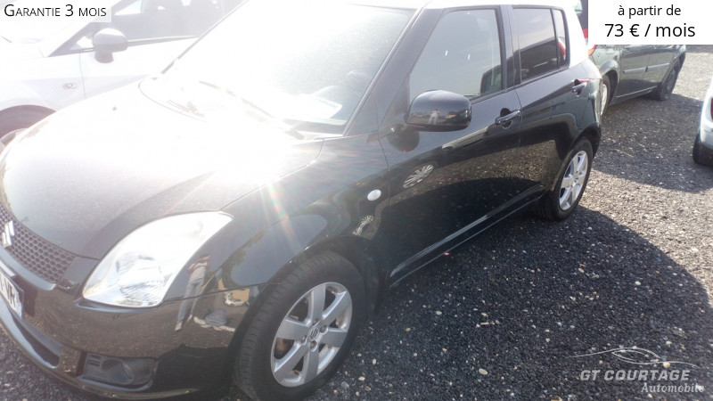 Suzuki Swift 1.3 VVT GLX 5P