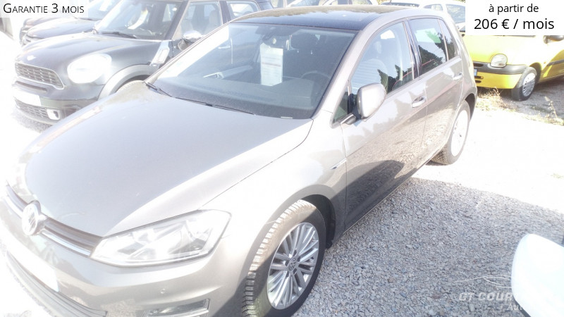 Volkswagen Golf VII Bluemotion Cup 2.0 Tdi 150 Bva