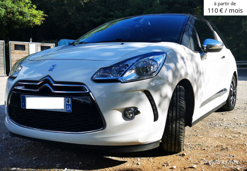 Citroën DS3 1.6l HDI SO-CHIC