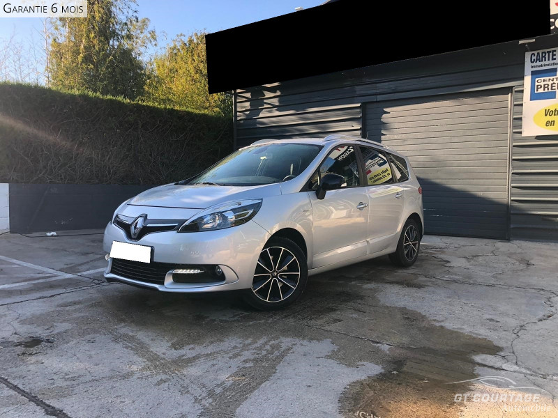 Renault GRAND SCENIC 3 1.5 DCI 110 ENERGY LIMITED 7PL
