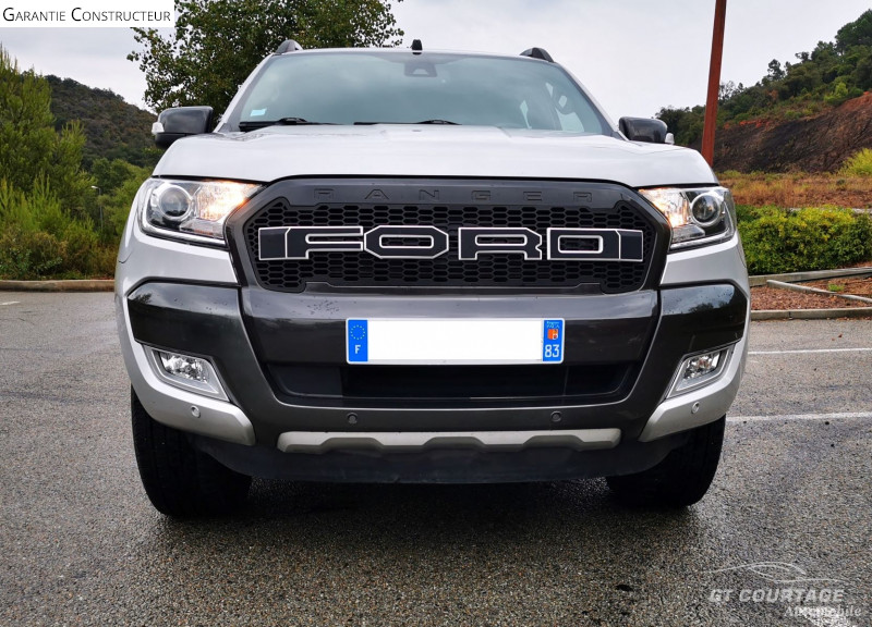 Ford Ranger Wildtrak 3.2L